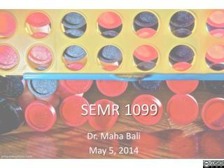 SEMR 1099