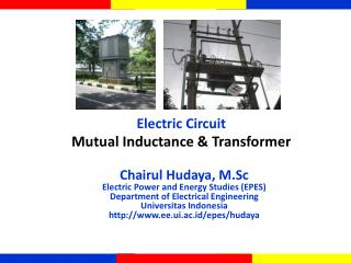 M utual Inductance & Transformer