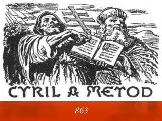 Sv. CYRIL a sv. MET�D