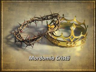 Mordomia  Cristã