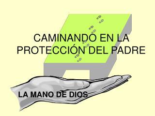 CAMINANDO EN LA PROTECCI � N DEL PADRE