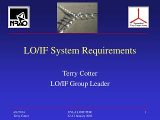 Terry Cotter LO