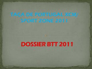 DOSSIER BTT 2011