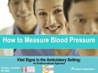 How to Measure Blood Pressure