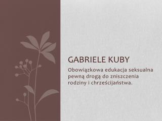 Gabriele Kuby