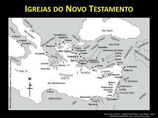 Igrejas do Novo Testamento