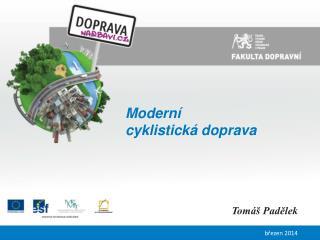 Modern� cyklistick� doprava