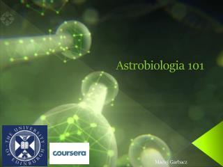 Astrobiologia 101