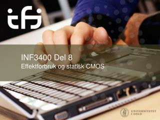 INF3400 Del  8