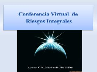 Conferencia Virtual  de  Riesgos Integrales