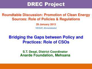 DREC Project