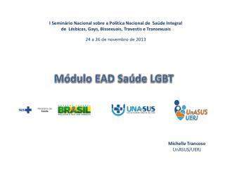 Módulo EAD Saúde LGBT