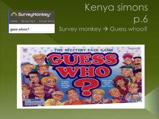 Kenya  simons p.6