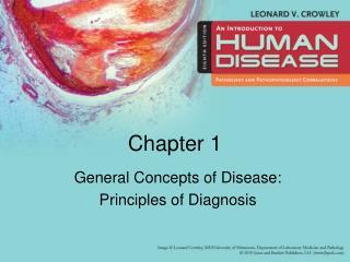 General Concepts of Disease: Principles of Diagnosis