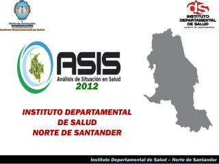 Instituto Departamental de Salud – Norte de Santander