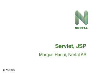 Servlet , JSP