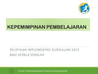 Ppt Kepemimpinan Pembelajaran Powerpoint Presentation Id 5599554
