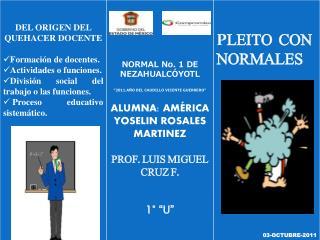 tríptico AMÉRICA YOSELIN ROSALES