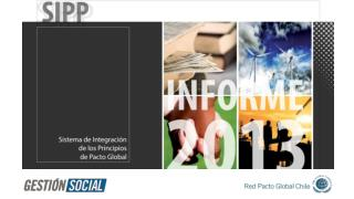 SISTEMA DE INTEGRACIÓN DE LOS PRINCIPIOS  DE PACTO  GLOBAL (SIPP)