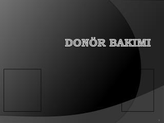 D onör BakImI
