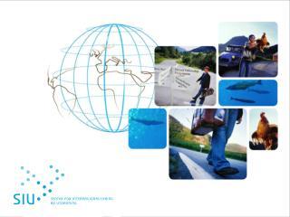 SIU Strategisk rekruttering. Oslo 09.03.2012 Internasjonaliseringskonferansen