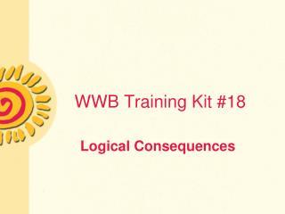 WWB Training Kit 18