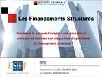 Les Financements Structur s