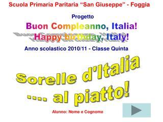 Scuola Primaria Paritaria  San Giuseppe  - Foggia