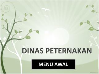 DINAS PETERNAKAN