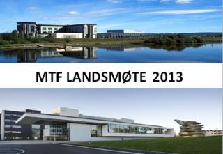 Medisinsk  teknologi og  IT  –  plug  and play? MTLF2013 Lillestrøm