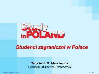 Studenci zagraniczni w Polsce