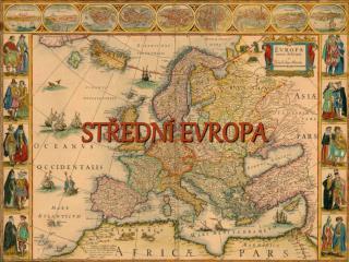 St?edn� Evropa