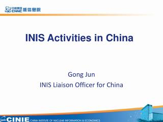 INIS Activities in China