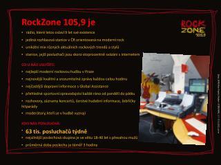 RockZone 105,9 je