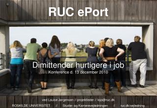 RUC  ePort