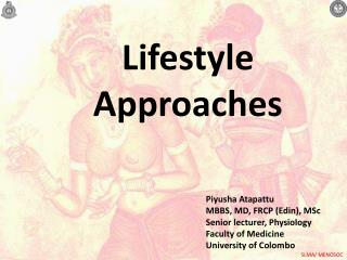 Lifestyle Approaches