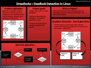 Dreadlocks – Deadlock Detection in Linux