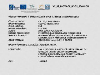 V Y_32_INOVACE_ IKTO2 _ 20 60  PCH
