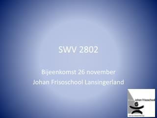 SWV 2802