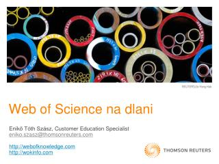 Web of Science  na dlani
