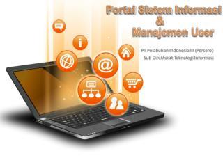 Portal  Sistem Informasi