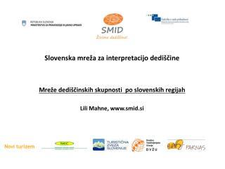 Slovenska mreža za interpretacijo dediščine