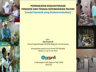 Jl Diponegoro  250  Ungaran Telp . (024) 6921187