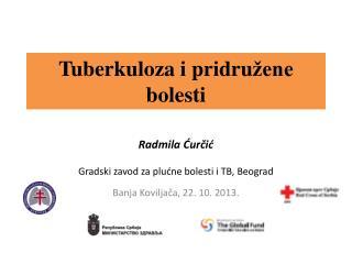 Tuberkuloza i pridru žene  bolesti