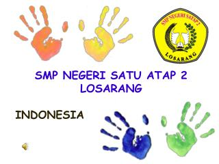 SMP NEGERI SATU ATAP 2 LOSARANG INDONESIA