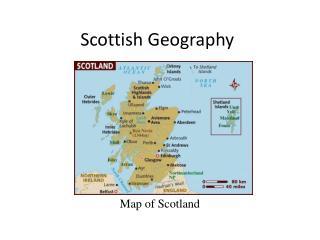 Scottish Geography