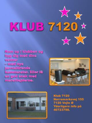 KLUB  7120