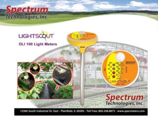 The LightScout TM  DLI 100