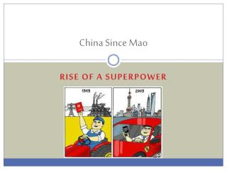 China Since Mao