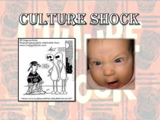 What is Culture Shock??
